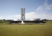 Palácio do Congresso Nacional- Brasília