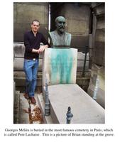 Georges Melies's Cemetery in Paris