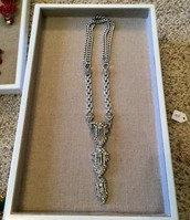 Casablanca Pendant Necklace $45