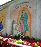 Virgin of Los Angeles Dia, Agosto 2