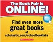 It's Time for the Fall Scholastic Book Fair