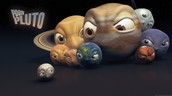 Pluto is a planet no more...