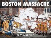 The Boston Massacre 1770