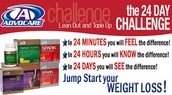 Try the 24 Day Challenge Today!
