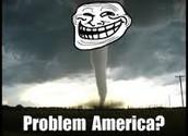 a troll tornado