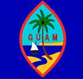the flag of Guam