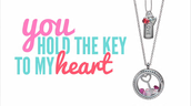 You Hold The Key To My Heart!