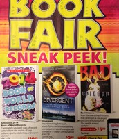 February 10-14 is the Book Fair!