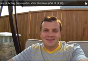 The Importance of Acting Successful – Vick Strizheus (Vid 17 of 90)
