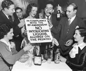 picture of a speakeasy