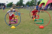 Stretch N Grow Obstacle Course