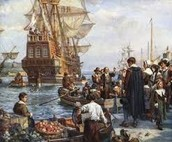 About the England Colonies