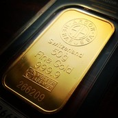 Gold bullion from 4 large refineries
