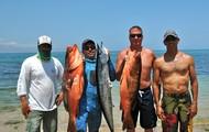 Pescaria em Cerralvo
