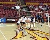 Arizona State Women's Volleyball