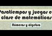 Juegos matemáticos de Ana García Azcárate