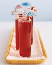 Strawberry and Fruit Punch