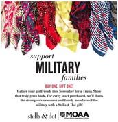 Military Gratitude Program