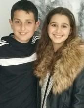 Hadar and Almog :)