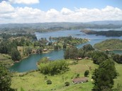 Lake Aburrá