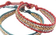 Stella & Dot Foundation Bracelets