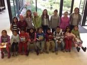 Girls Mentoring Visits Casa de Amistad