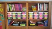 Organize Materials