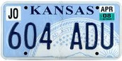 state plate