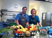 In July we started the FOOD FOR LIFE CLASSES