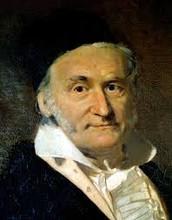 Carl Gauss 18th Century