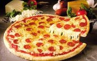 make your own pizza $10.00