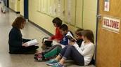 Inspiring Readers!