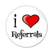I REWARD REFERRALS