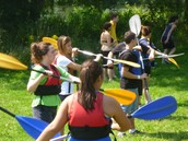 BCU/UKCC Level 1 Certificate in Coaching Paddle Sport 9-10 & 18-17 May