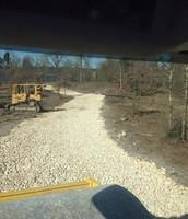 We've Added Rock Driveways...