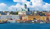 Finland capitals