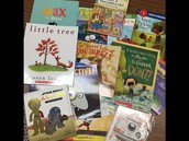 Our FREE Scholastic Books