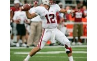 Andrew Luck at Stanford University