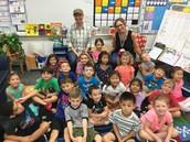 Mrs. Madden's 1st Grade