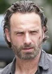 Brain 2- Rick Grimes The Walking Dead