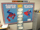 Our Super Reader Chart