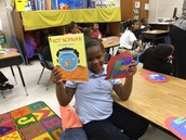 Hartley Elementary Reads for the Record