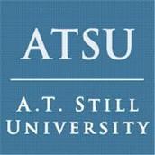 #1 A. T. Still University