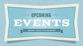 Upcoming Events In April: