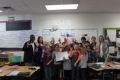 FEF Grant Awarded