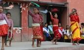 Nepalese Festivities