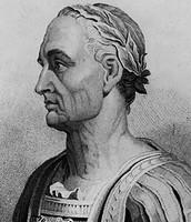 Julius Ceasar ( at old age)