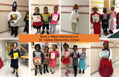 Book-O-Ween Day