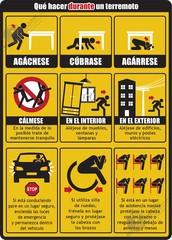 3 formas de amarse para un terremoto