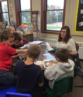 Mrs. Jorgensen Guided Reading Group
